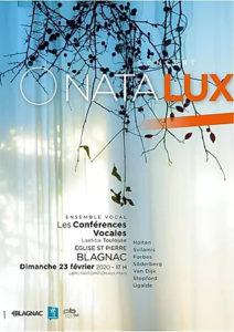 O Nata Lux | 2020-2021